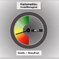 Börsenindikator deutsche Aktien 40%